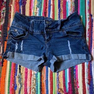 YMI Shorts - Jean Shorts